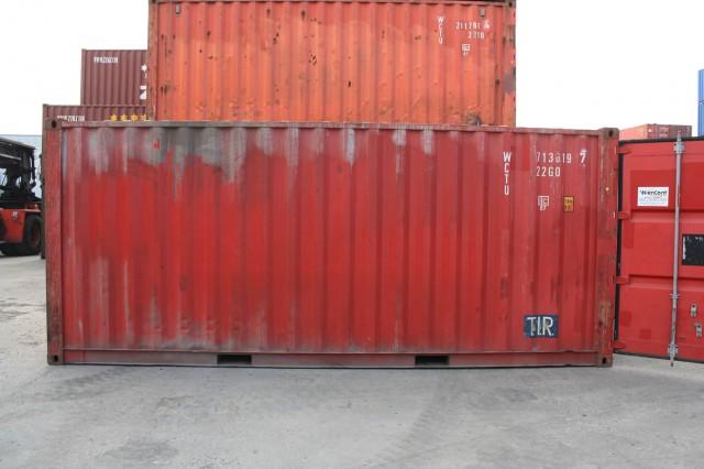 Container Number One: das künftige Interkultur-Vehikel