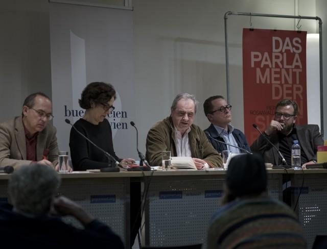 mit Robert Streibel, Jessica Beer, Pierre Rosanvallon, Ernst Schmiederer, Dirk Rupnow